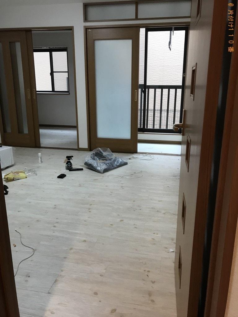 【金沢市】除湿器、空気清浄機、プラケースの回収ご依頼 お客様の声