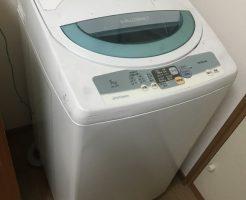【能美市宮竹町】洗濯機の回収☆希望日にしっかり対応してくれたとご満足いただけました!