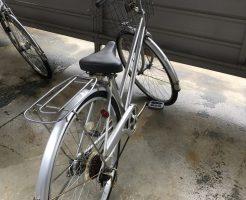 【能美市宮竹町】自転車1台引き取り処分ご依頼 お客様の声