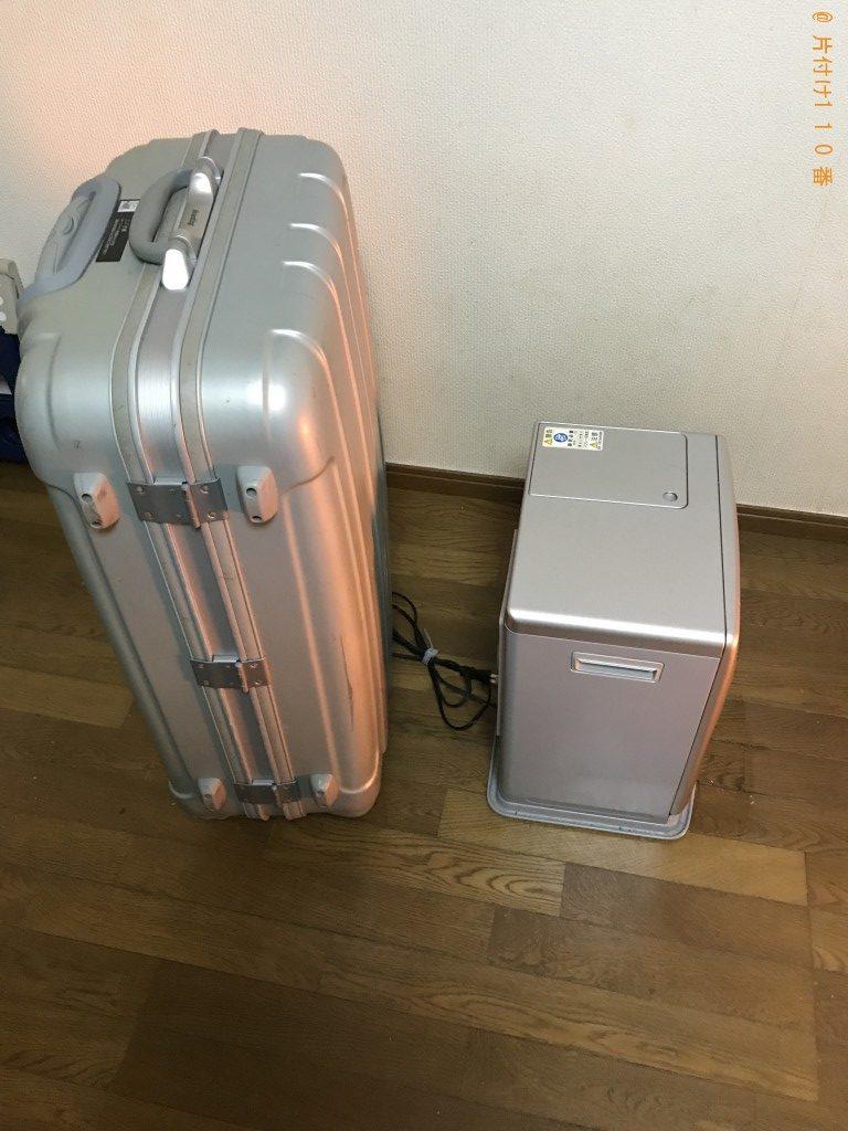 【金沢市】冷蔵庫、洗濯機、電子レンジ等の回収・処分ご依頼
