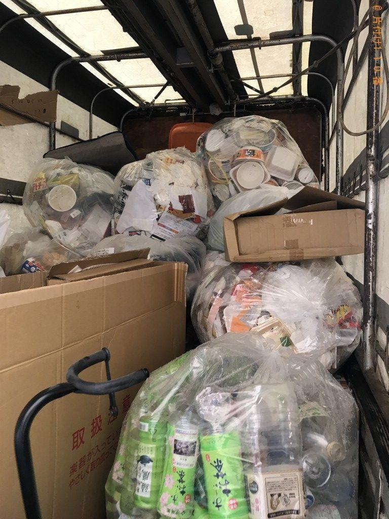 【野々市市】紙ごみ、空き缶、ペットボトル等の回収・処分ご依頼