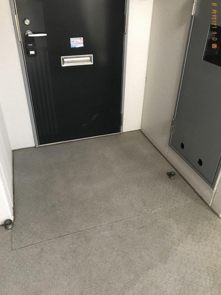【金沢市彦三町】冷蔵庫、テレビ台、ビデオデッキ等の回収・処分