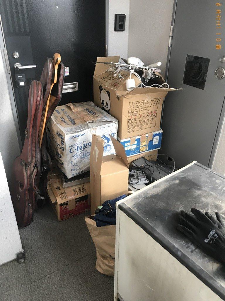 【浪江町】冷蔵庫、テレビ台、ビデオデッキ等の回収・処分