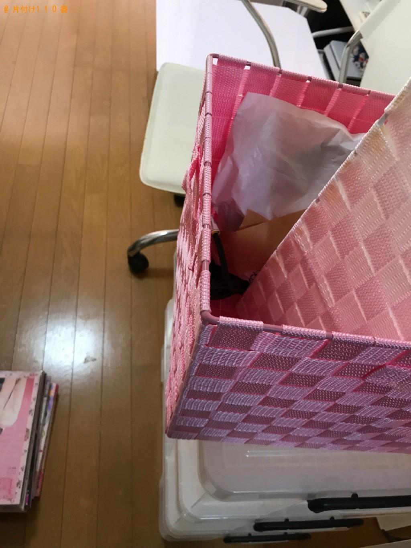 【金沢市】折り畳み机、プリンタ―、フライパン、雑誌、食器等の回収
