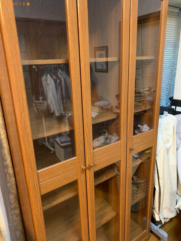 【金沢市】食器棚の移動お手伝いのご依頼 お客様の声