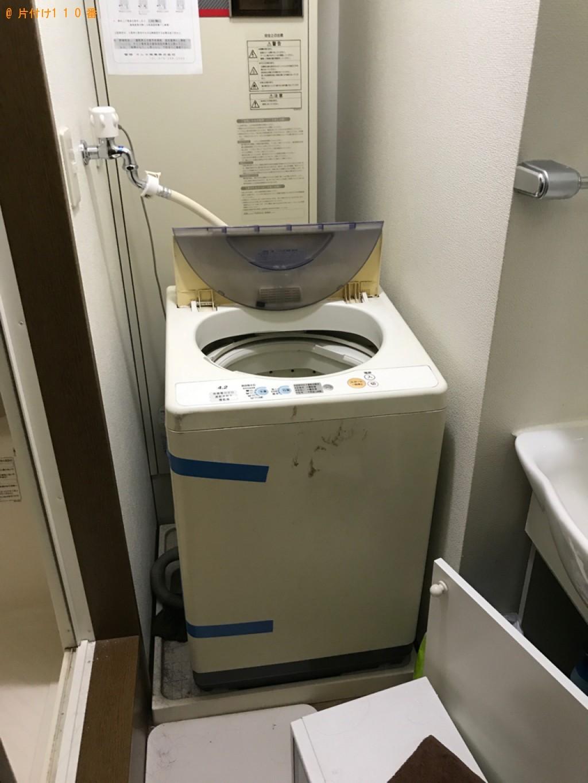 【珠洲市】洗濯機、テレビ、布団、小型家電等の回収・処分ご依頼