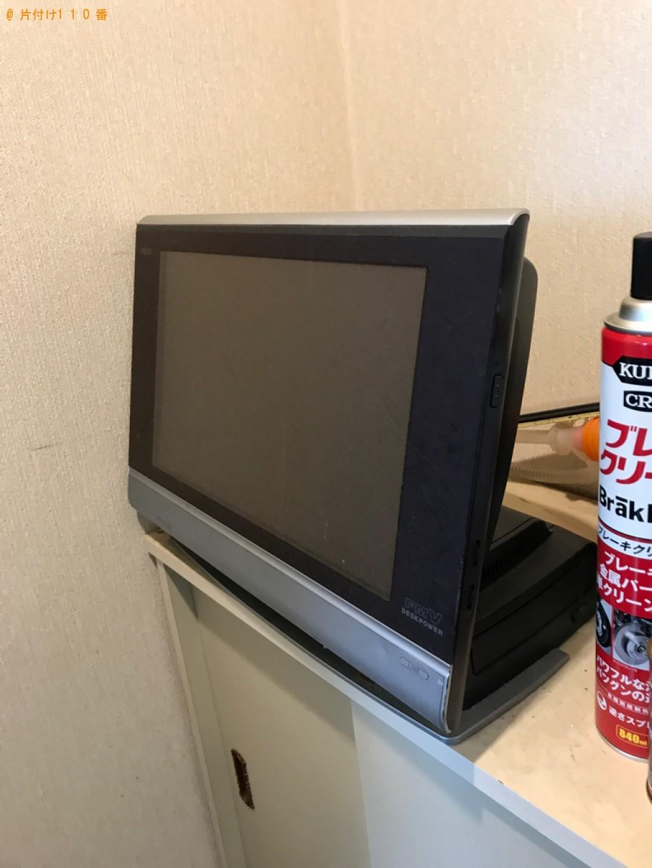 【金沢市泉本町】冷蔵庫、パソコン等の回収・処分ご依頼 お客様の声