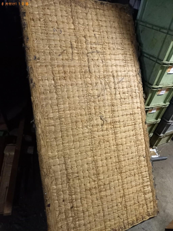 【かほく市】畳の回収・処分ご依頼 お客様の声
