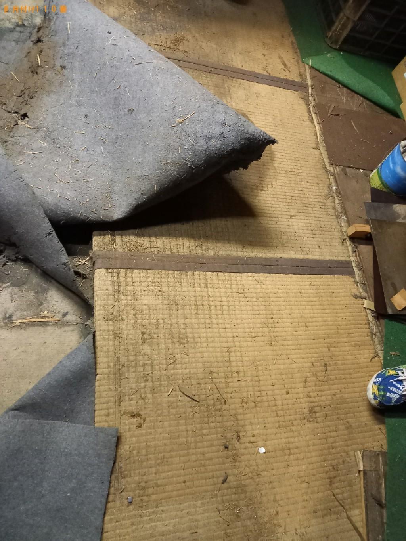【金沢市】畳の回収・処分ご依頼 お客様の声