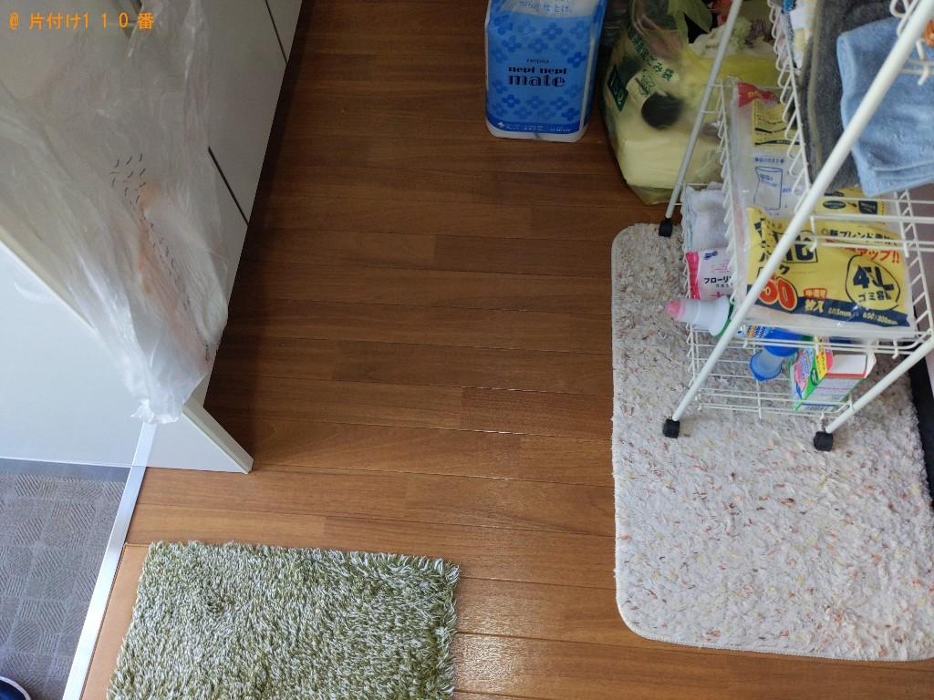【金沢市】こたつ、タンス、こたつ布団、敷布団等の回収・処分ご依頼