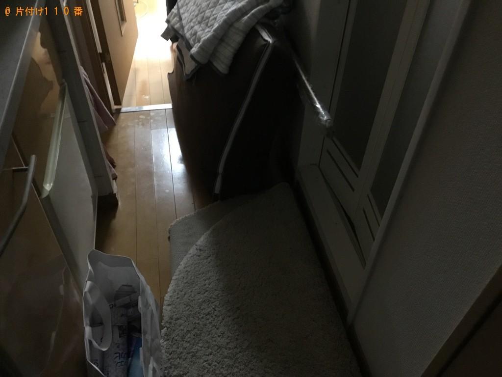 【金沢市】カーペット、布団、竿の回収・処分ご依頼 お客様の声