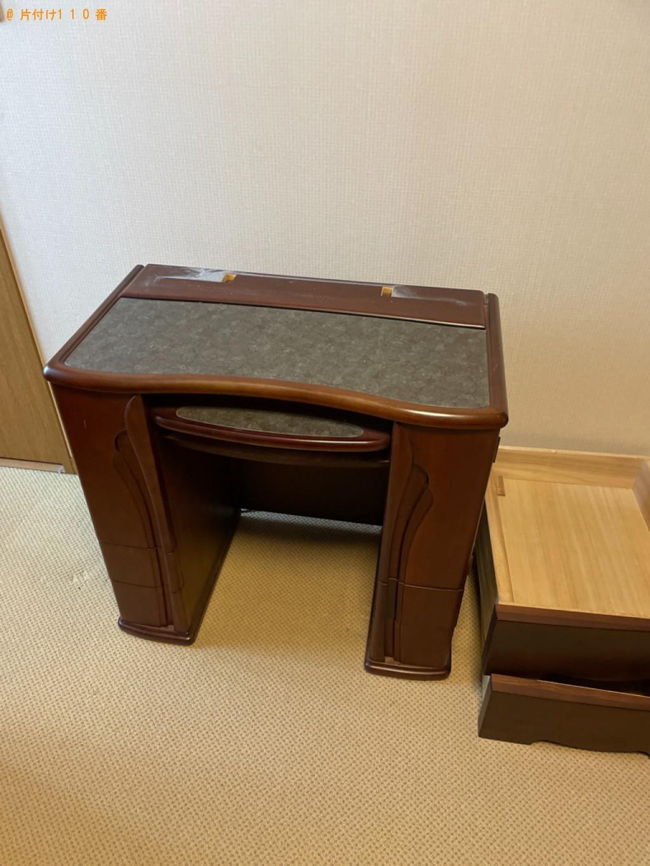【金沢市】タンス、クローゼットの回収・処分ご依頼