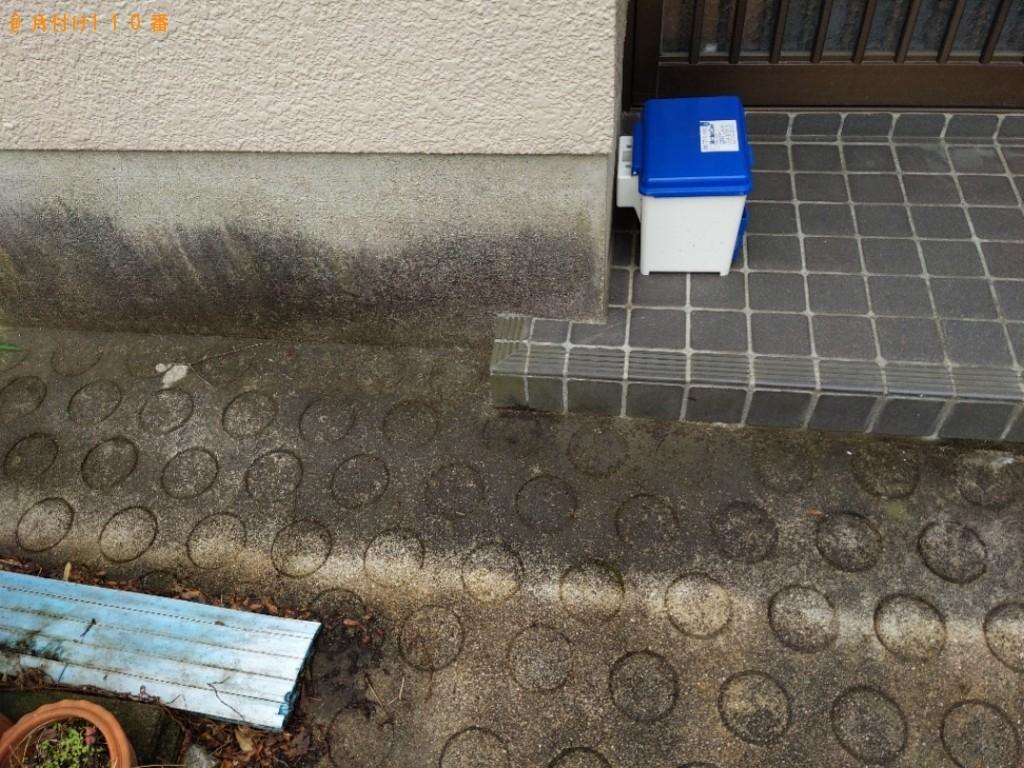 【金沢市】シングルベッドマットレスの回収・処分ご依頼 お客様の声