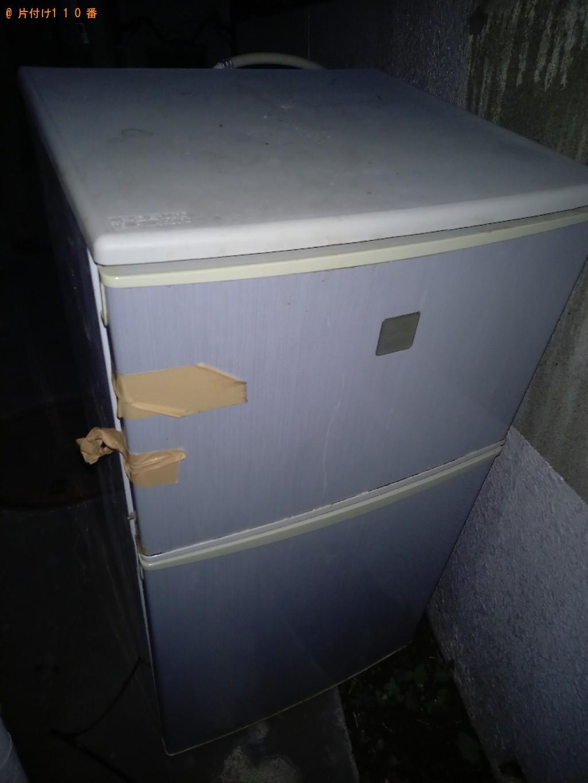 【金沢市】冷蔵庫、洗濯機の回収・処分ご依頼 お客様の声