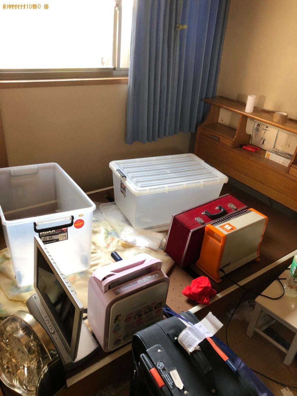 【金沢市】タンス、椅子、テーブル、テレビ台、ベッド等の回収・処分